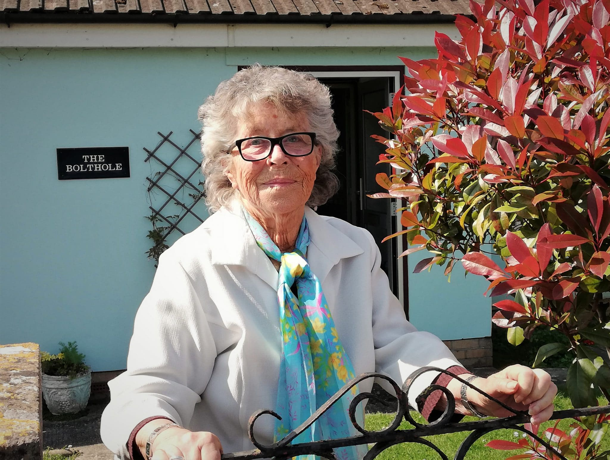 A Glastonbury resident