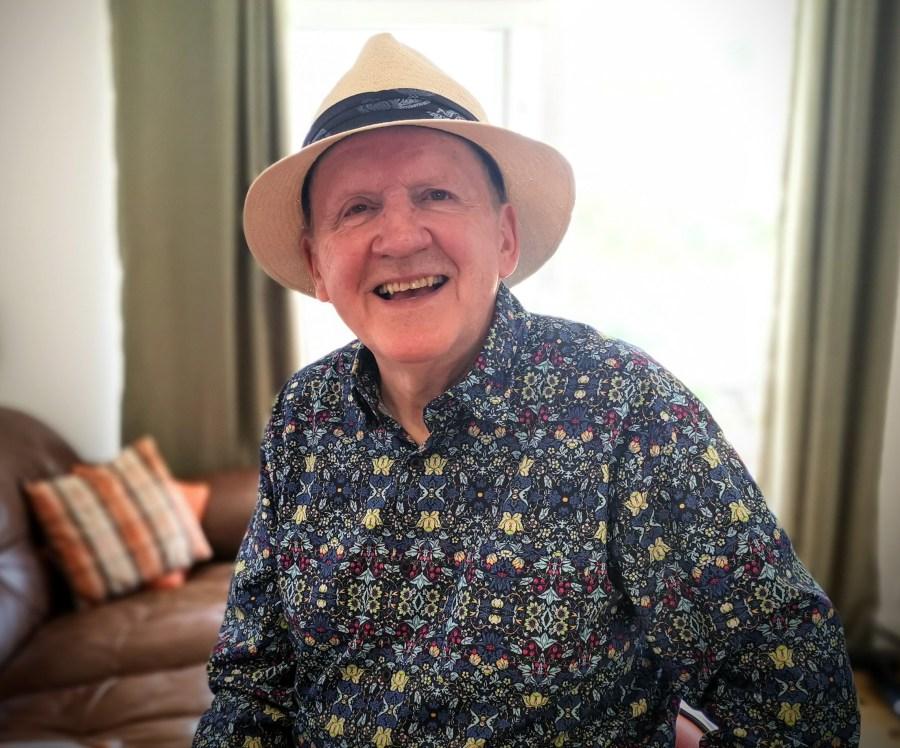 Peter Longden Portrait
