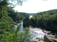 Interstate State Falls, Wisconsin.