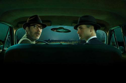 Project Blue Book History Channel Series