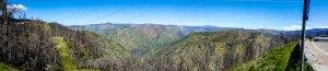 Vista point in Stainlaus National Forest