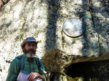 My Yosemite Conservancy guide, Pete Devine