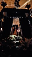Lincoln lying in state