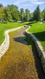 City Creek, Salt Lake City, Utah