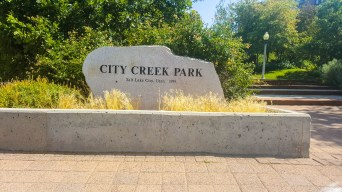 City Creek Park, Salt Lake City, Utah