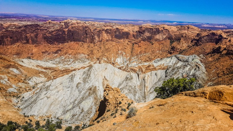 Upheaval Dome, Canyonlands National Park