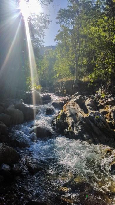 Little Cottonwood Creek