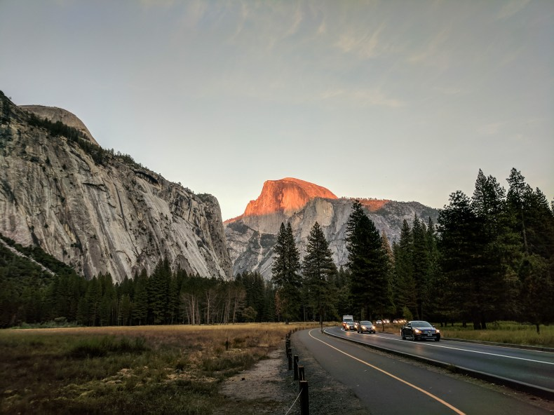 Seven Ways that Living in New York City is Exactly Like Living in Yosemite National Park