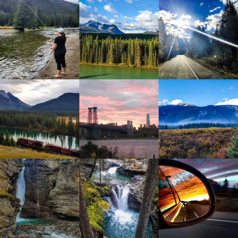 2016 Best Nine…A Year Late and Mostly Banff