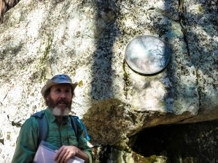 My Yosemite Conservancy guide, Pete Devine