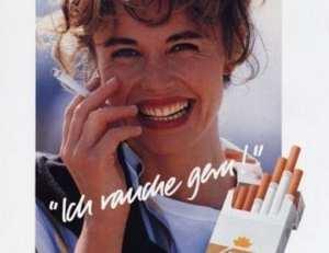 Ich rauche gerne