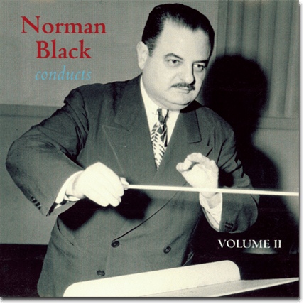 Norman Black Volume 2 Cover