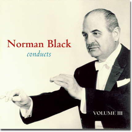 Norman Black Volume 3 Cover