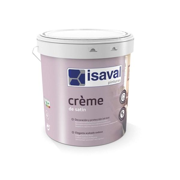 Peinture Isaval Crème de satin