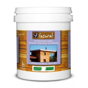 Lasural saturateur 1 litre
