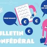 Le bulletin confédéral n°61 de la CFE-CGC
