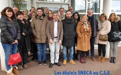 Elections professionnelles : MERCI A TOUTES ET TOUS.