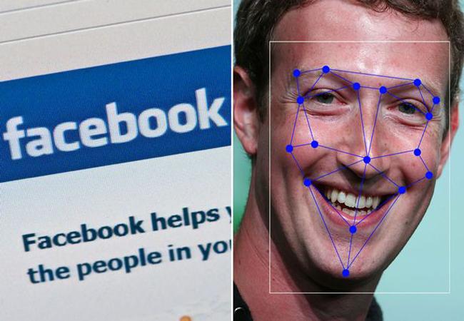 Facebook teste reconnaissance faciale récupérer compte