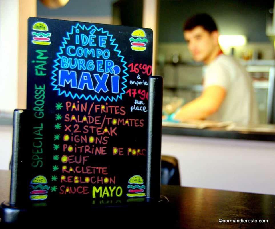 Fun Food Burger Emporter Ou Livraison Au Havre