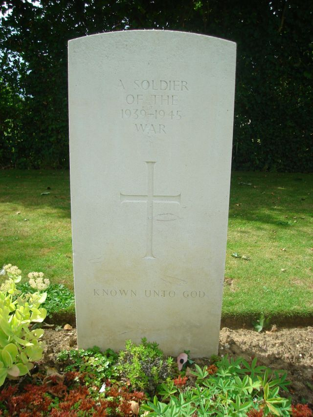 Unknown Soldiers Grave