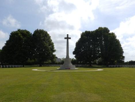 The Cross of Sacrifice