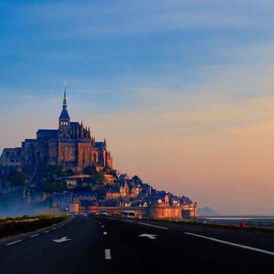 Mont-saint-michel-france