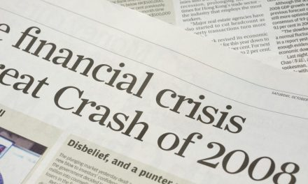 When Will The Next Financial Crisis Happen? Sooner Rather Than Later?