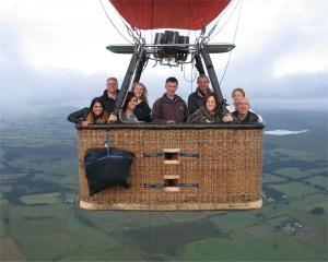Balloon Trip by Alba Ballooning
