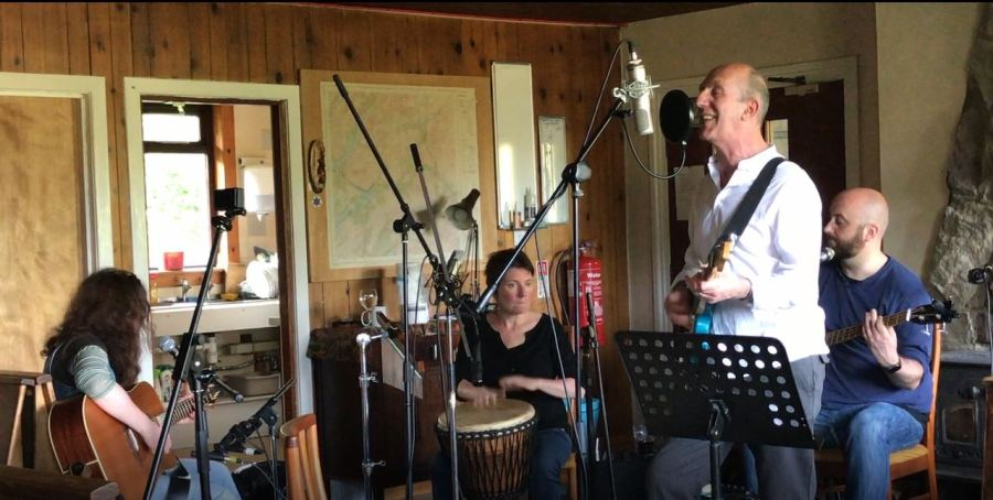 The Heaven Sent at the Orchy Sessions