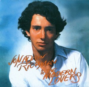 Cover of Jonathan Richman and the Modern Lovers