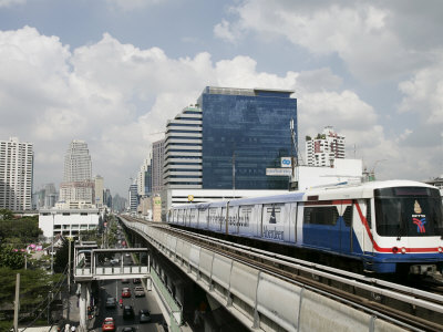 The Bangkok Skytrain