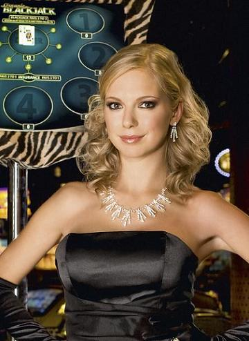 Miss Earth Slovenia 2009 MAJA JAMNIK