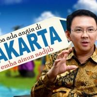 Esai Cak Nun: Apa Ada Angin di Jakarta?