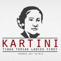 Kartini (Tidak Teriak Ladies First) - Puisi Norman Adi Satria