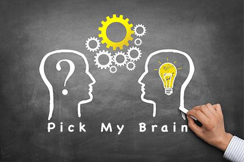 Pick My Brain