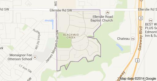Blackmud Creek Edmonton Homes For Sale