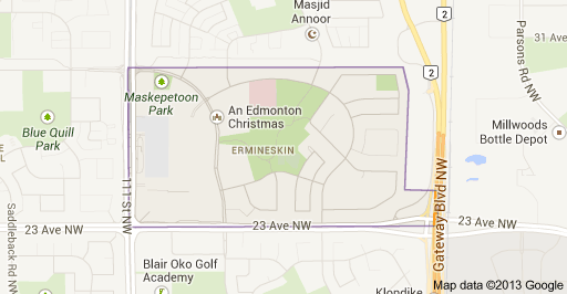 Ermineskin Edmonton Homes For Sale