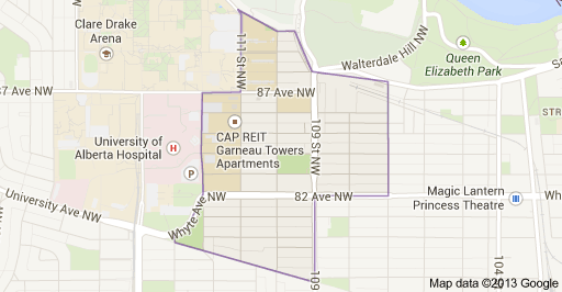 Garneau Edmonton Homes For Sale