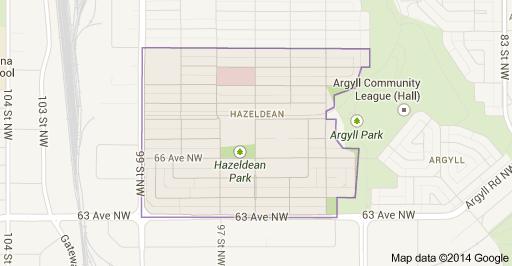Hazeldean Edmonton Homes For Sale