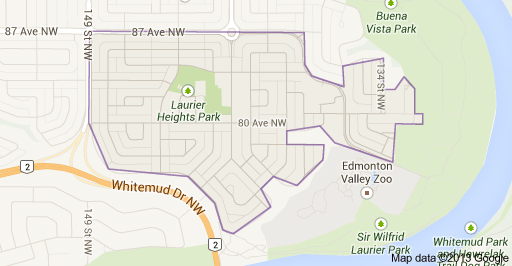 Laurier Heights Edmonton Homes For Sale