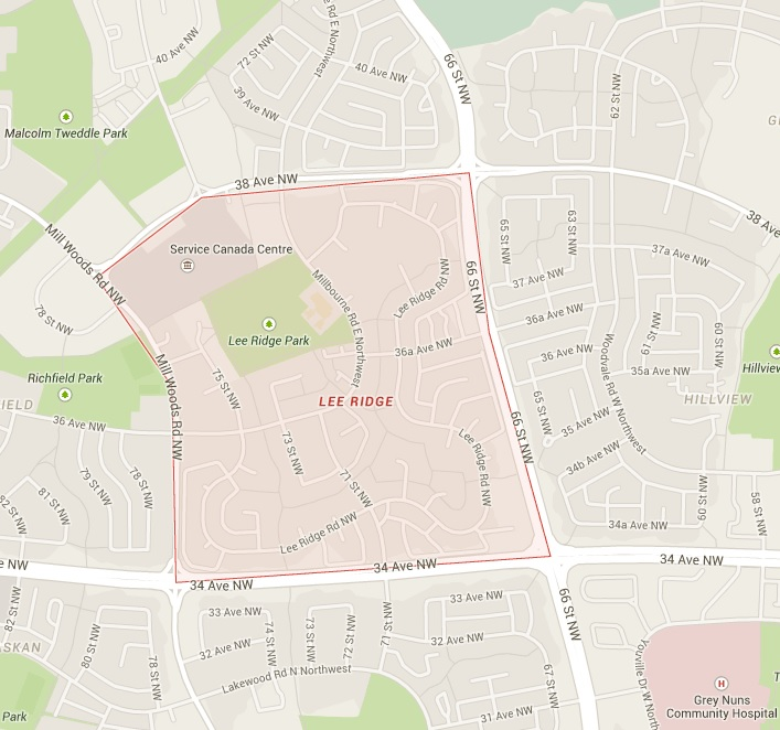 Lee Ridge Edmonton Homes for Sale - Lee Ridge Edmonton Real Estate