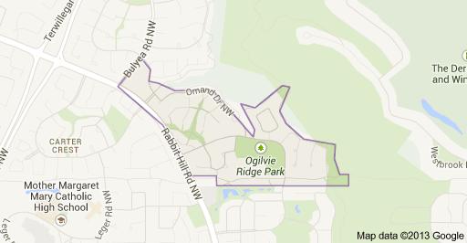 Ogilvie Ridge Edmonton Homes For Sale