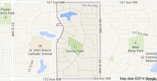 Ozerna Edmonton Homes For Sale