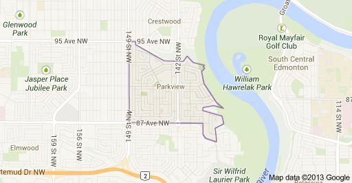 Parkview Edmonton Homes For Sale