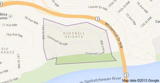 Quesnell Heights Edmonton Homes For Sale