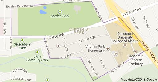 Virginia Park Edmonton Homes For Sale
