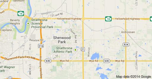 Fountain Creek Estates Sherwood Park Homes For Sale