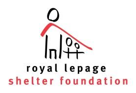 ROYAL LEPAGE SHELTER FOUNDATION - Fundraising records