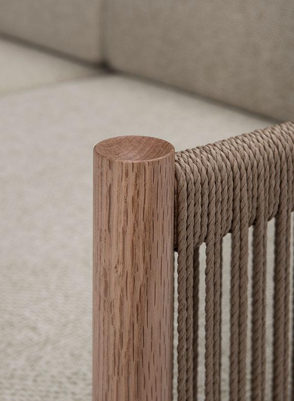 Braid Sofa Design NORMARCHITECTS