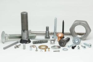 Various standard parts DIN EN ISO